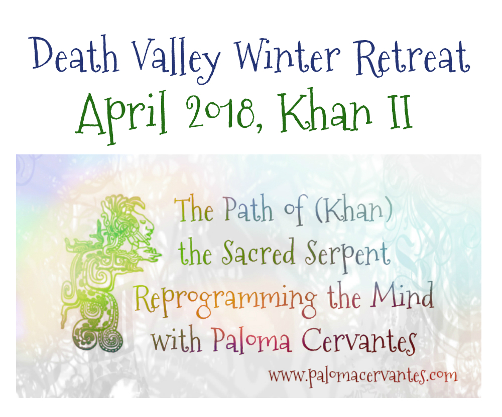 Khan The Path of the Sacred Serpent Paloma Cervantes