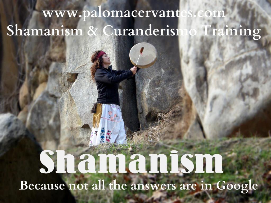 Paloma Cervantes Mexican shaman