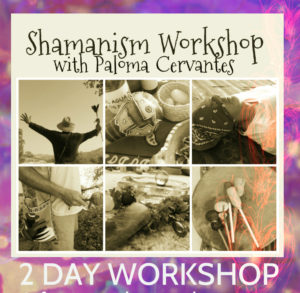 Shamanism Workshop Paloma Cervantes