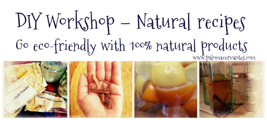 DIY Natural Recipes