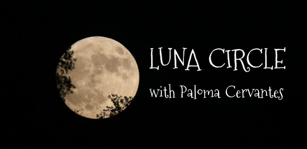 Luna Circle with Curandera Paloma Cervantes