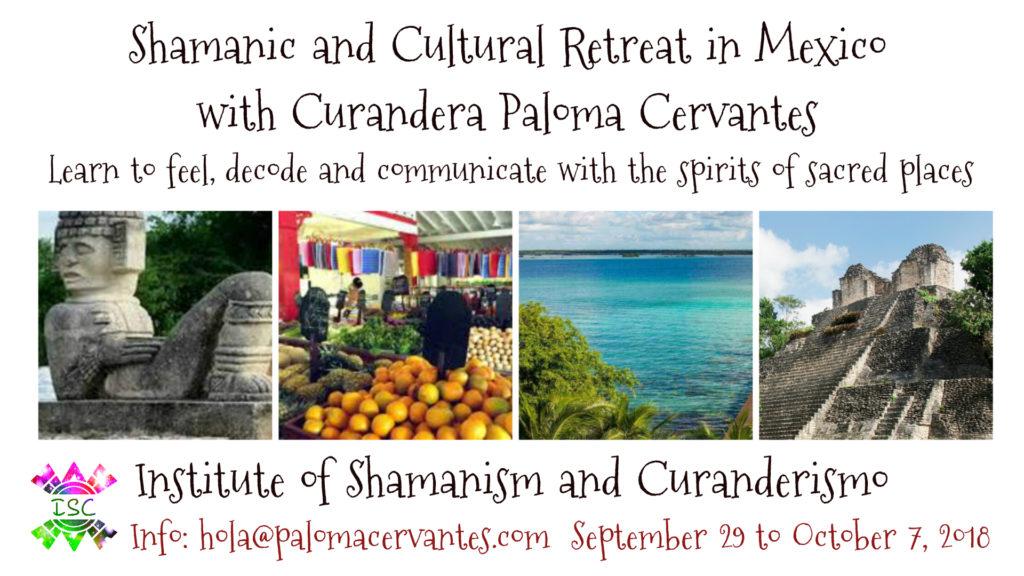 Spiritual Retreats - Institute of Shamanism and Curanderismo